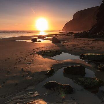 Mawgan Porth,North Cornish Coast by lucylucy
