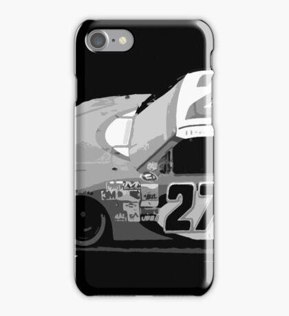nascar 27 iPhone Case/Skin