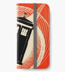 VERTIGO WHO iPhone Wallet/Case/Skin