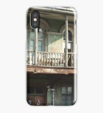 Old City, old house iPhone Case