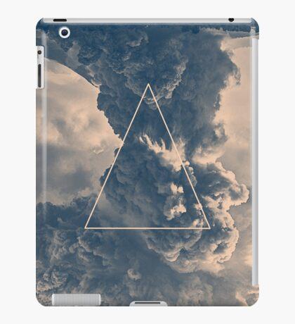 Inverted Cloud Triangle iPad Case/Skin