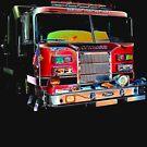 firetruck study by tinncity