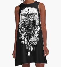 Krogl A-Line Dress