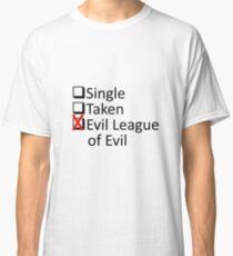 Evil League Of Evil Member Classic T-Shirt