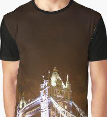 tower bridge view  Graphic T-Shirt