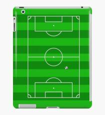 Football Soccer Pitch iPad Case/Skin