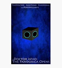 Doctor Who: The Pandorica Opens Photographic Print