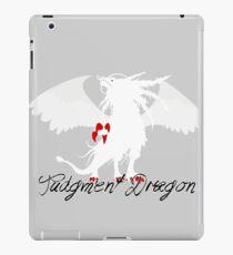 Judgment Dragon - Yu-Gi-Oh! iPad Case/Skin