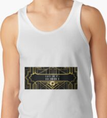 Party Like It's Prohibition  Tank Top