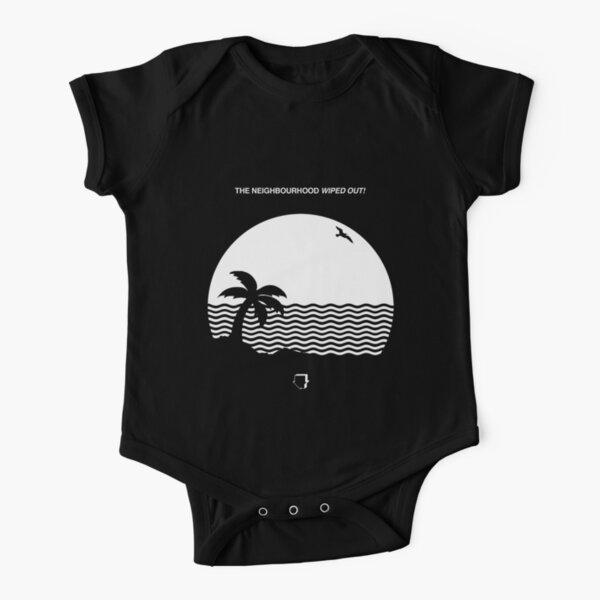 EL BARRIO Body de manga corta para bebé