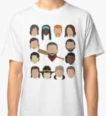 Who did Negan kill? Classic T-Shirt