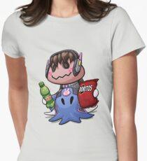 Mimikyu D.Va Womens Fitted T-Shirt