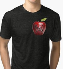 growing apples from apples Tri-blend T-Shirt