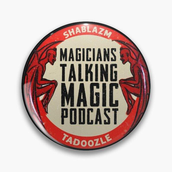 Little Red Devils - Magicians Talking Magic Pin
