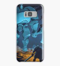 BLACK IRON TARKUS Samsung Galaxy Case/Skin