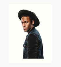Lámina artística Neymar Jr