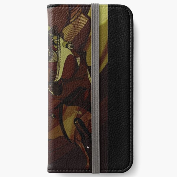 Annoying Mosquitoes. iPhone Wallet