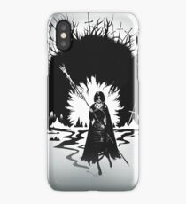 THE MAIDEN IN BLACK iPhone Case/Skin