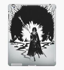 THE MAIDEN IN BLACK iPad Case/Skin