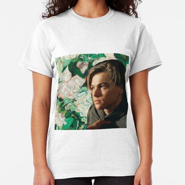 Young Leonardo DiCaprio Art Classic T-Shirt Unisex Tshirt