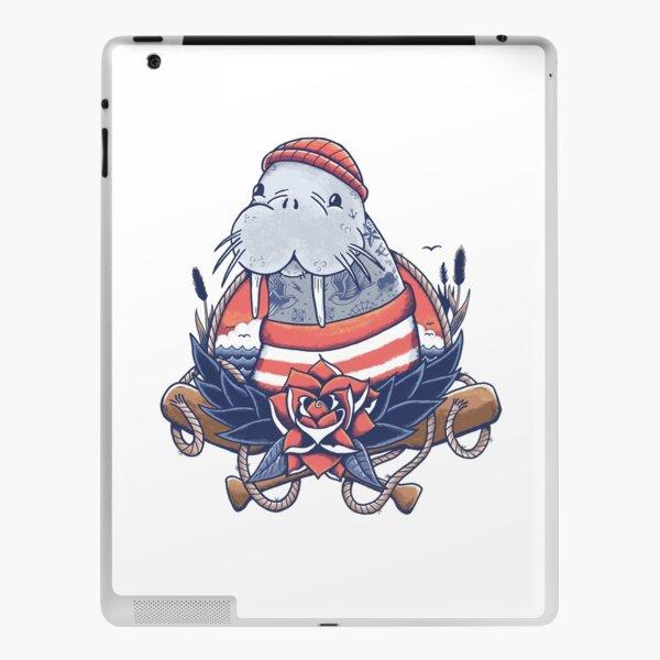 Sailor Walrus iPad Skin