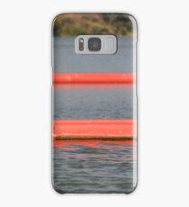 Lake Barriers Samsung Galaxy Case/Skin
