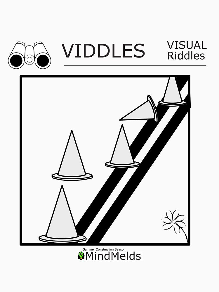 The Viddles Series - Construction by ThinkinClothing