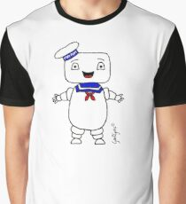 Stay Puft Graphic T-Shirt