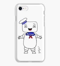 Stay Puft iPhone Case/Skin