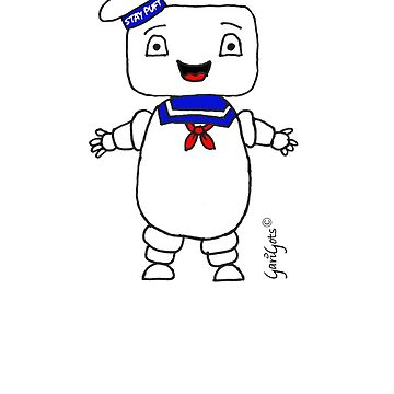 Stay Puft by garigots