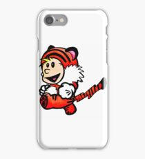 Super Calvin and Hobbes iPhone Case/Skin