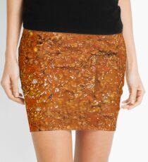 Meat Sauce (funny, troll) Mini Skirt