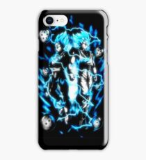 Goku & Vegeta Super Saiyan GoD/Blue iPhone Case/Skin