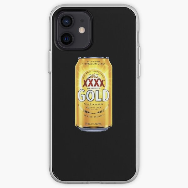 XXXX Gold XXXX Bitter iPhone Soft Case