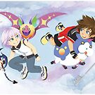 Kingdom Hearts 3DS by Blimpcat