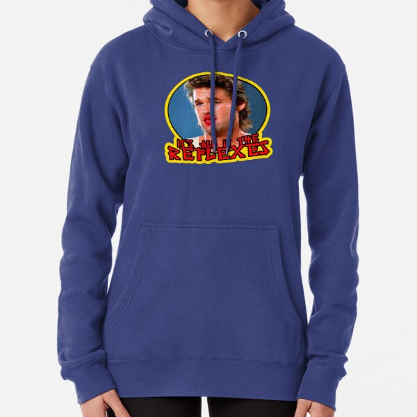 Big Trouble In Little China Vintage Pullover Hoodie