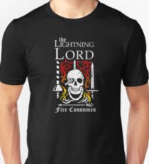 The Lightning Lord Unisex T-Shirt