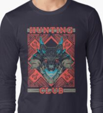 Abyssal Lagiacrus Long Sleeve T-Shirt