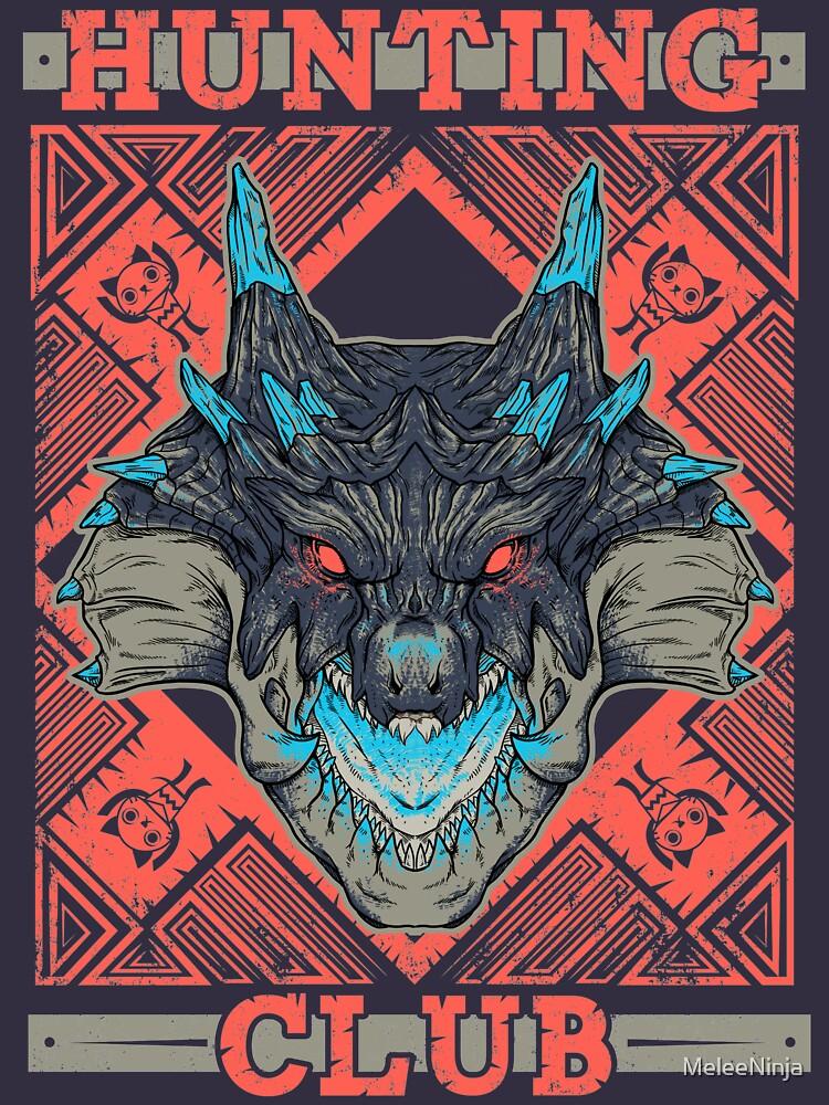 Abyssal Lagiacrus | Unisex T-Shirt