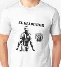 Salomon Rondon - El Gladiator - West Bromwich Albion T-Shirt