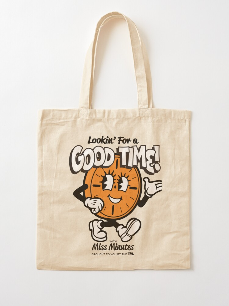 Alternate view of Good Time Tote Bag