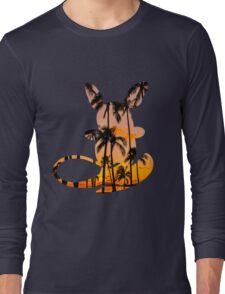 Raichu (alolan) used surf Long Sleeve T-Shirt