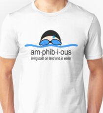 swimming Unisex T-Shirt