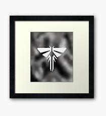 Last Of Us - Firefly Framed Print