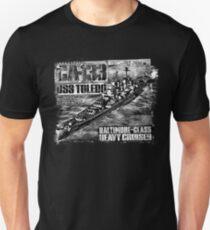 Heavy cruiser Toledo Unisex T-Shirt