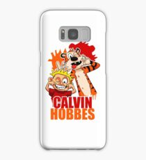 Calvin and Hobbes Time Samsung Galaxy Case/Skin