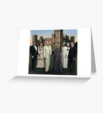 Downton LV-426 Greeting Card
