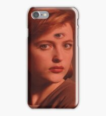 Scully Third Eye iPhone Case/Skin