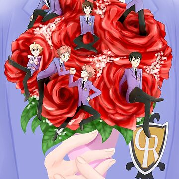Ouran Roses by Netrition