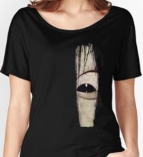 Sadako eye Women's Relaxed Fit T-Shirt